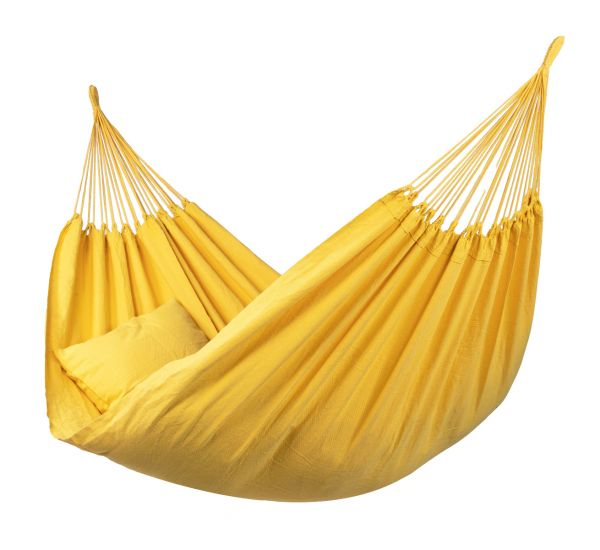 Hängematte 2 Personen Organic Yellow