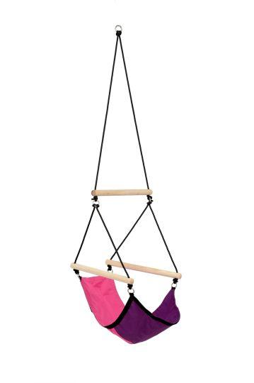 Kinderhängestuhl Swinger Pink