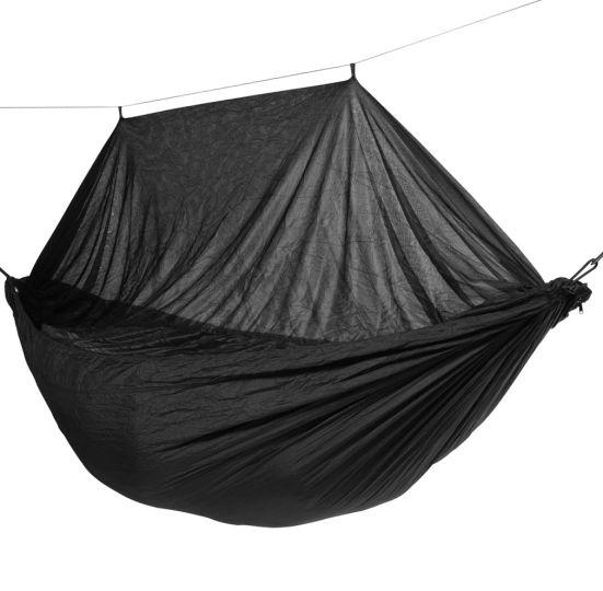 Outdoor Hängematte 1 Person Mosquito Black