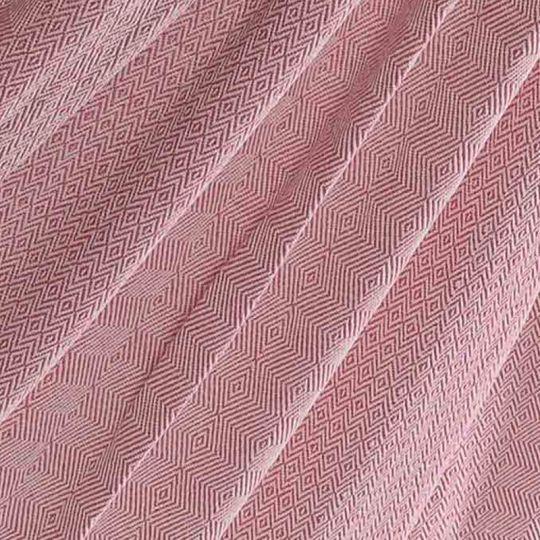 Reisedecke Natural Pink