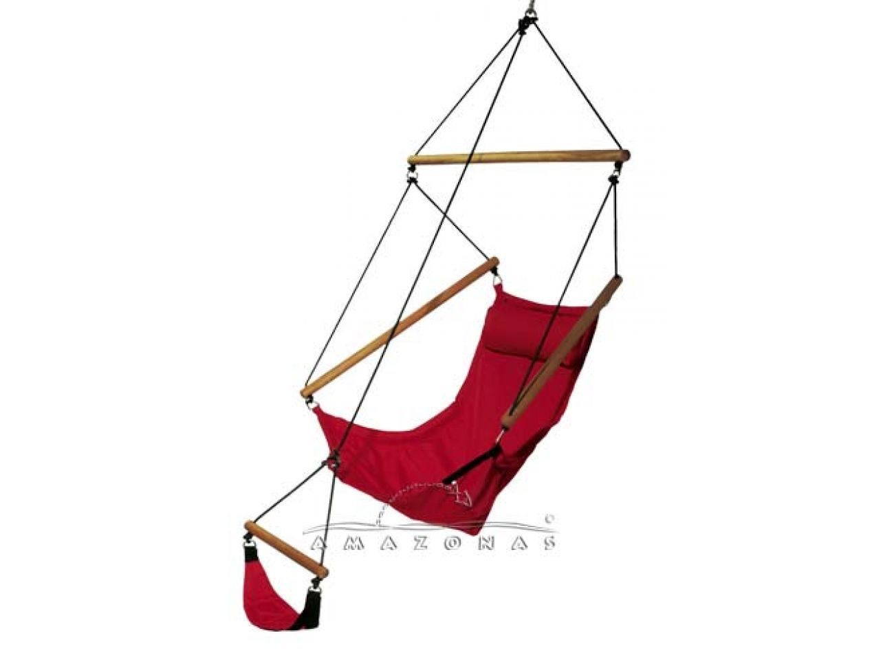 Hängestühl 1 Person Swinger Red